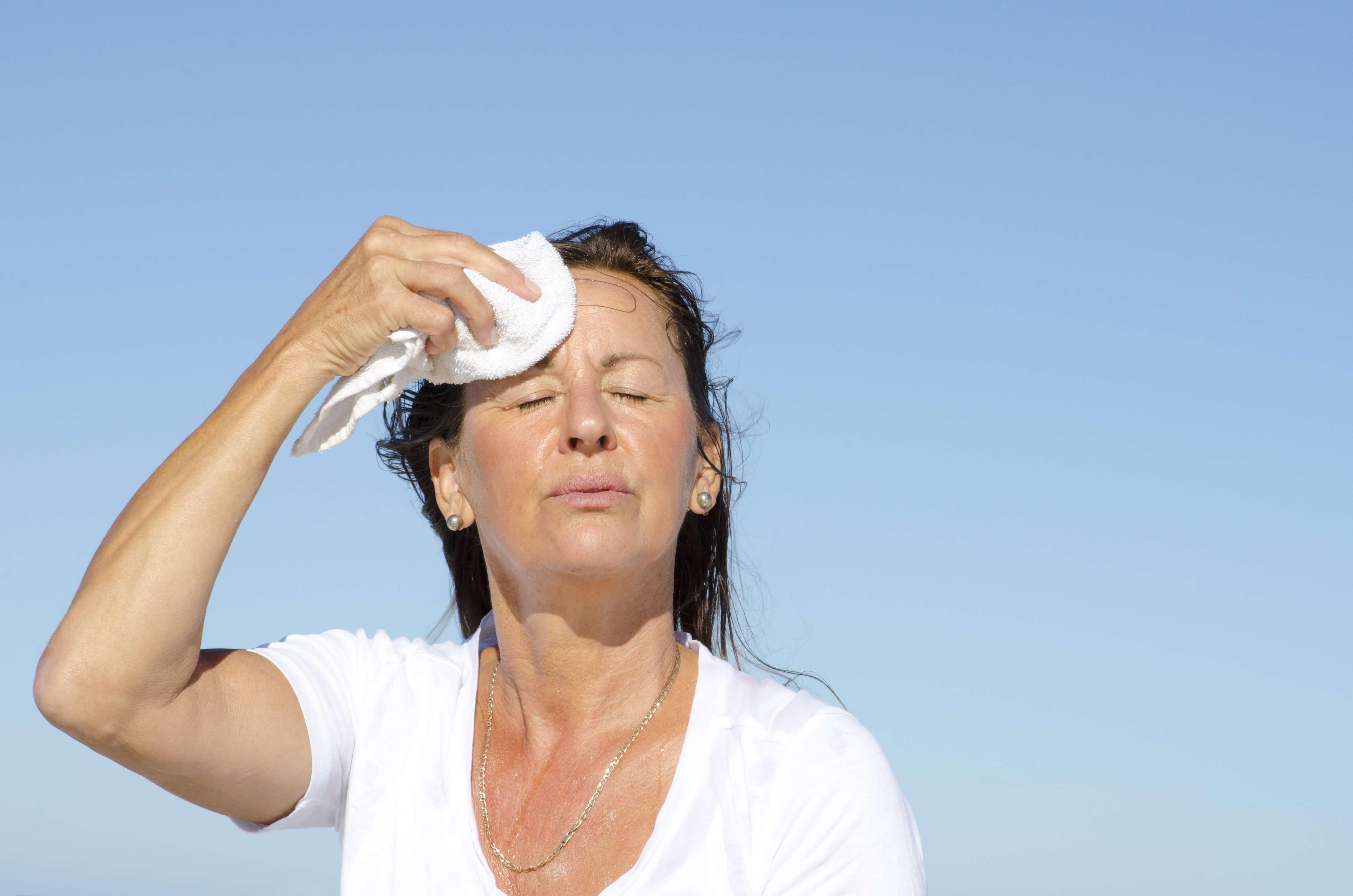 deshidratación en verano