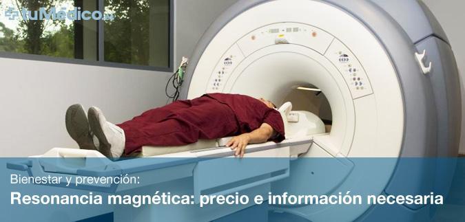 El de todo resonancia precio magnetica cuerpo