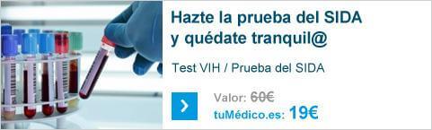 Prueba SIDA / VIH