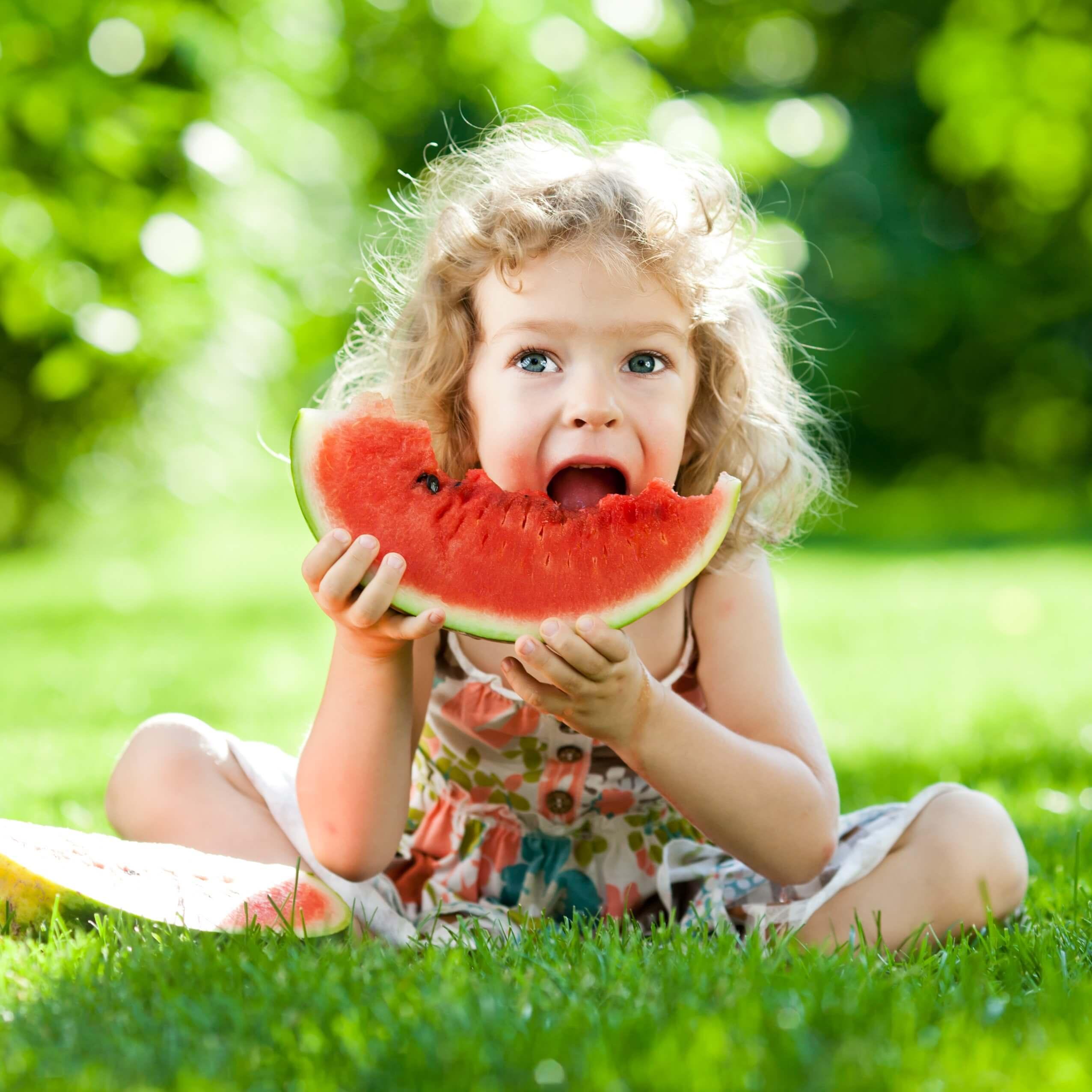 come fruta y verdura